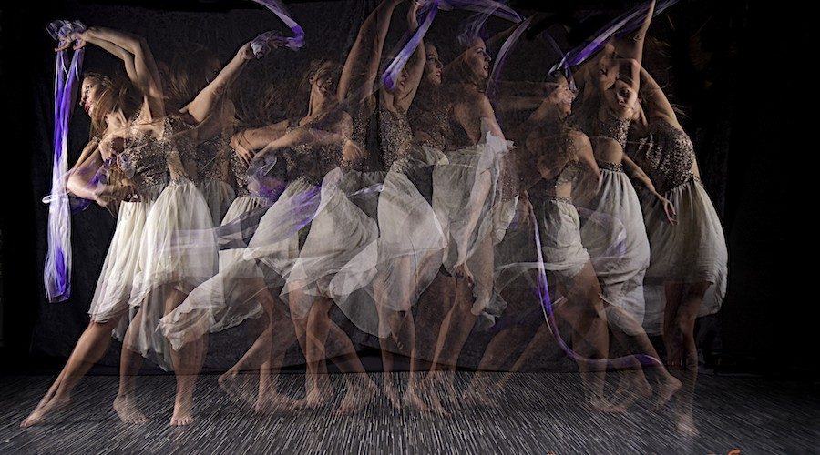 Stroboscopic (No Photoshop !)